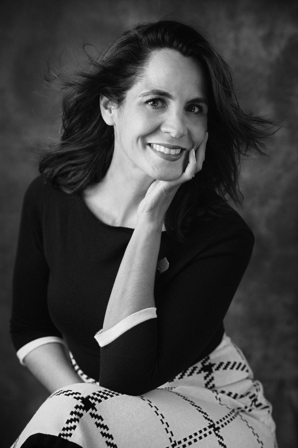 Editor in Chief - Annerieke Simeone