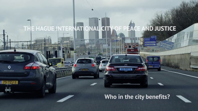 THE HAGUE INTERNATIONAL CITY OF PEACE AND JUSTICE