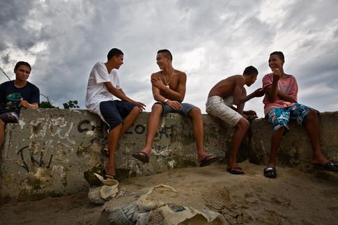 Boys of Vila Cruzeiro