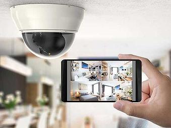CCTV : Security Cameras installations and repairs inTenerife