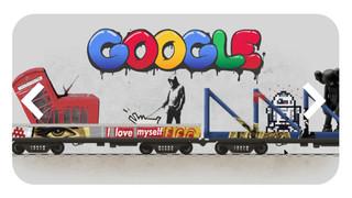 Graffiti Day Google Doodle