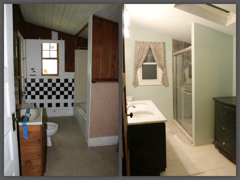 Master Bath Renovation and Remodel