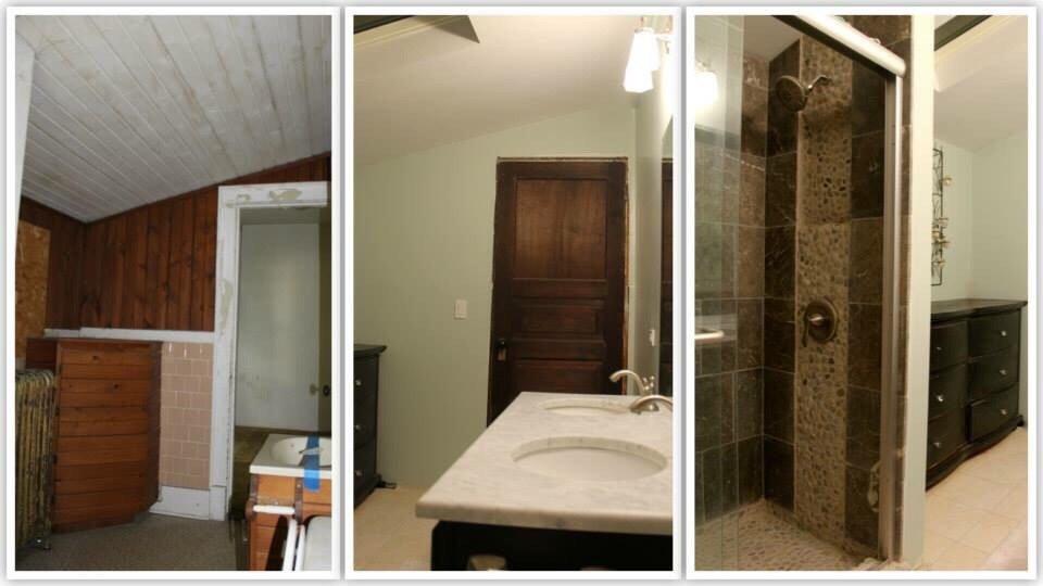 Master Bathroom Renovation and Remodel