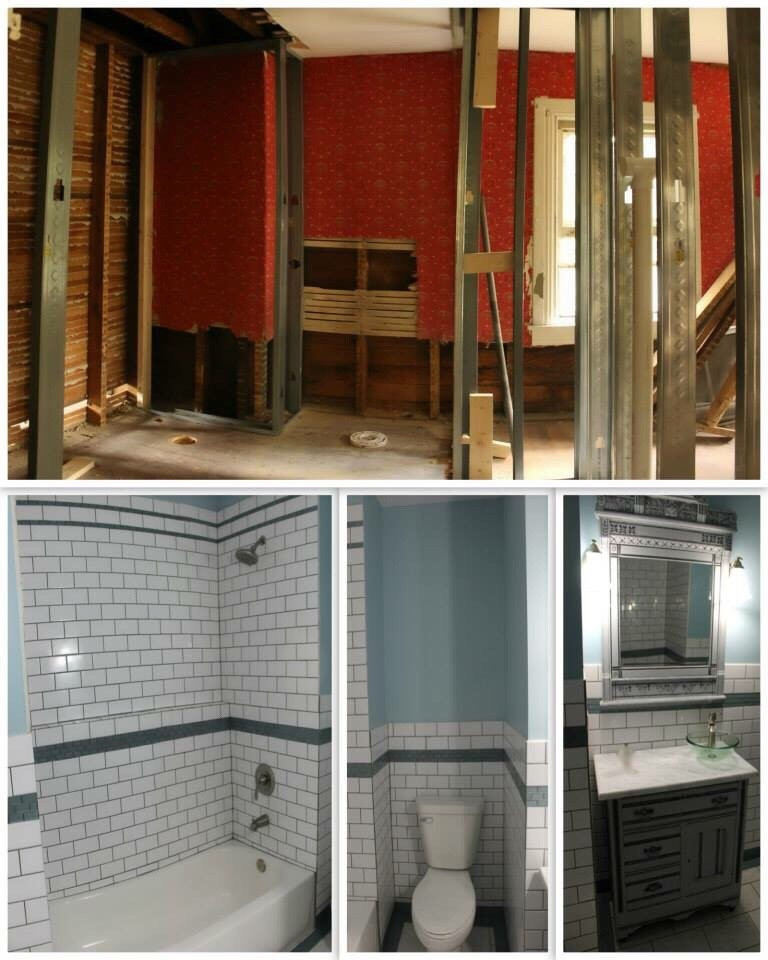 Guest Bathroom Renovation and Remodel