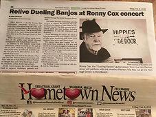 Hometown News Ronny Cox Article.jpg