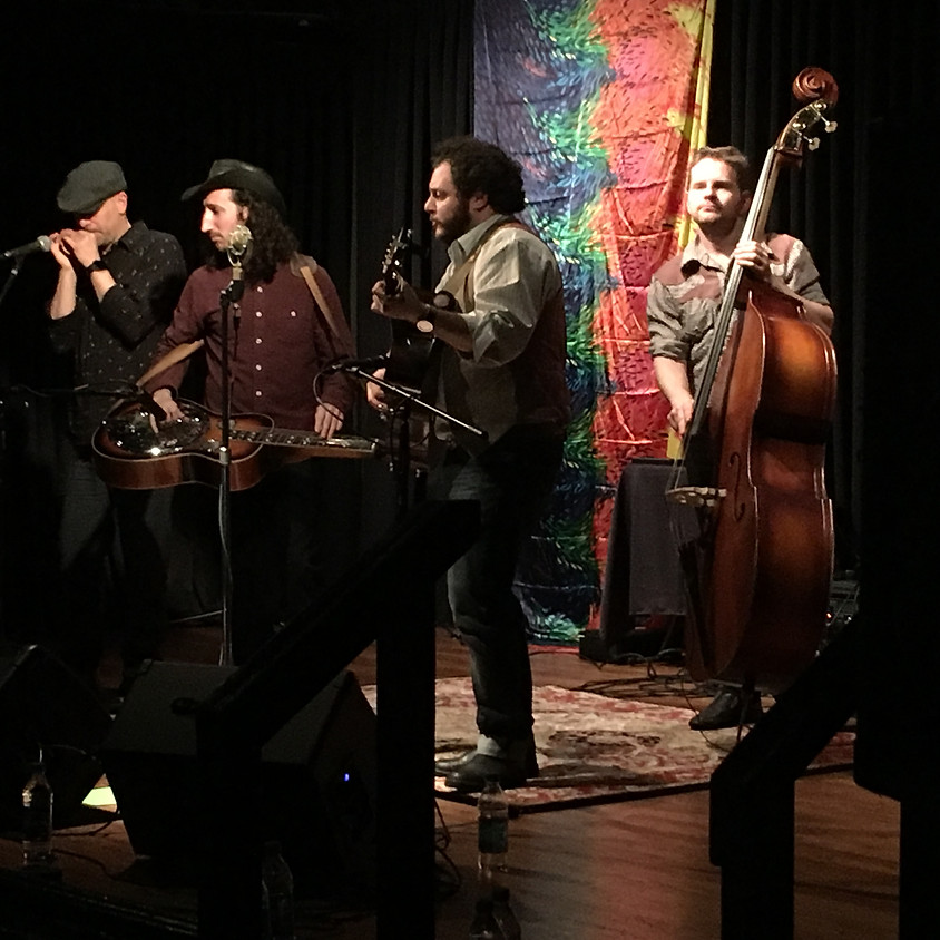 Cole Quest & The City Pickers - the return!!!