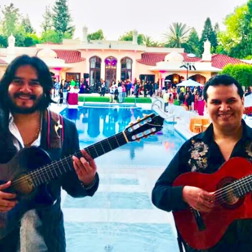 Gypsy World Fusion with Duende Camaron - THIS IS NOT THE DATE - TBA