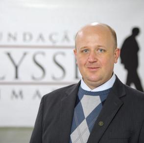 Guto Scherer assume a presidência da Fundação UlyssesGuimarães no RS