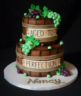 Kaleena Cakes - Kelowna Birthday Cakes