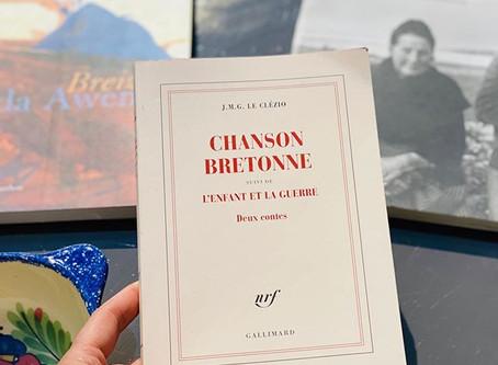 """""""Chanson bretonne"""" de J.M.G. Le Clézio"""