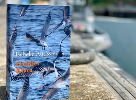"""Coup de coeur : """"Oublier Klara"""", le dernier roman d'Isabelle Autissier"""