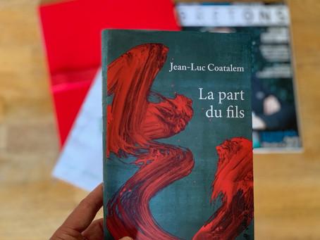 """""""La part du fils"""" de Jean-Luc Coatalem"""