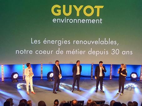 Conférence de presse XXL pour Guyot Environnement