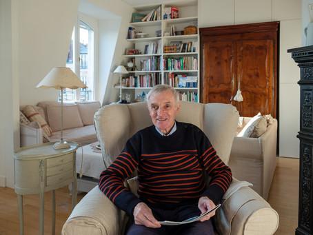 Jean Jouzel, le chercheur éveillé