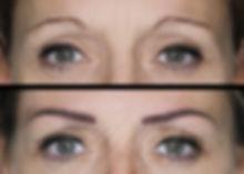 Dermopigmentation Maquillage permanent Sourcils Hybrides
