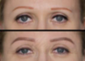 Dermopigmentation Maquillage Permanent Sourcils Poudrés