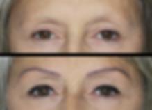 Dermopigmentation Maquillage permanent Sourcils Microblading