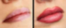 Dermopigmentation Maquillage permanent Bouche Lèvres Volume 3D