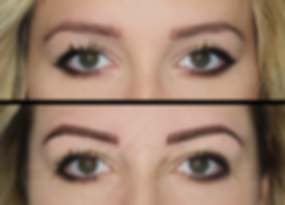 Dermopigmentation Maquillage Permanent Correction Sourcils Hybrides