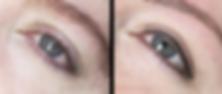 Dermopigmentation Maquillage permanent Eye-Liner supérieur