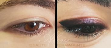 Dermopigmentation Maquillage permanent Fard à paupières