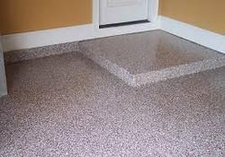 Epoxy Sand Quartz - Garage Floor 32