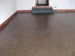 Epoxy Sand Quartz - Garage 189