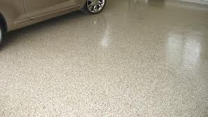 Epoxy Sand Quartz - Garage 53