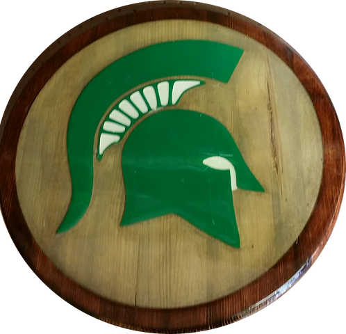 Michigan State - Wall Hanger