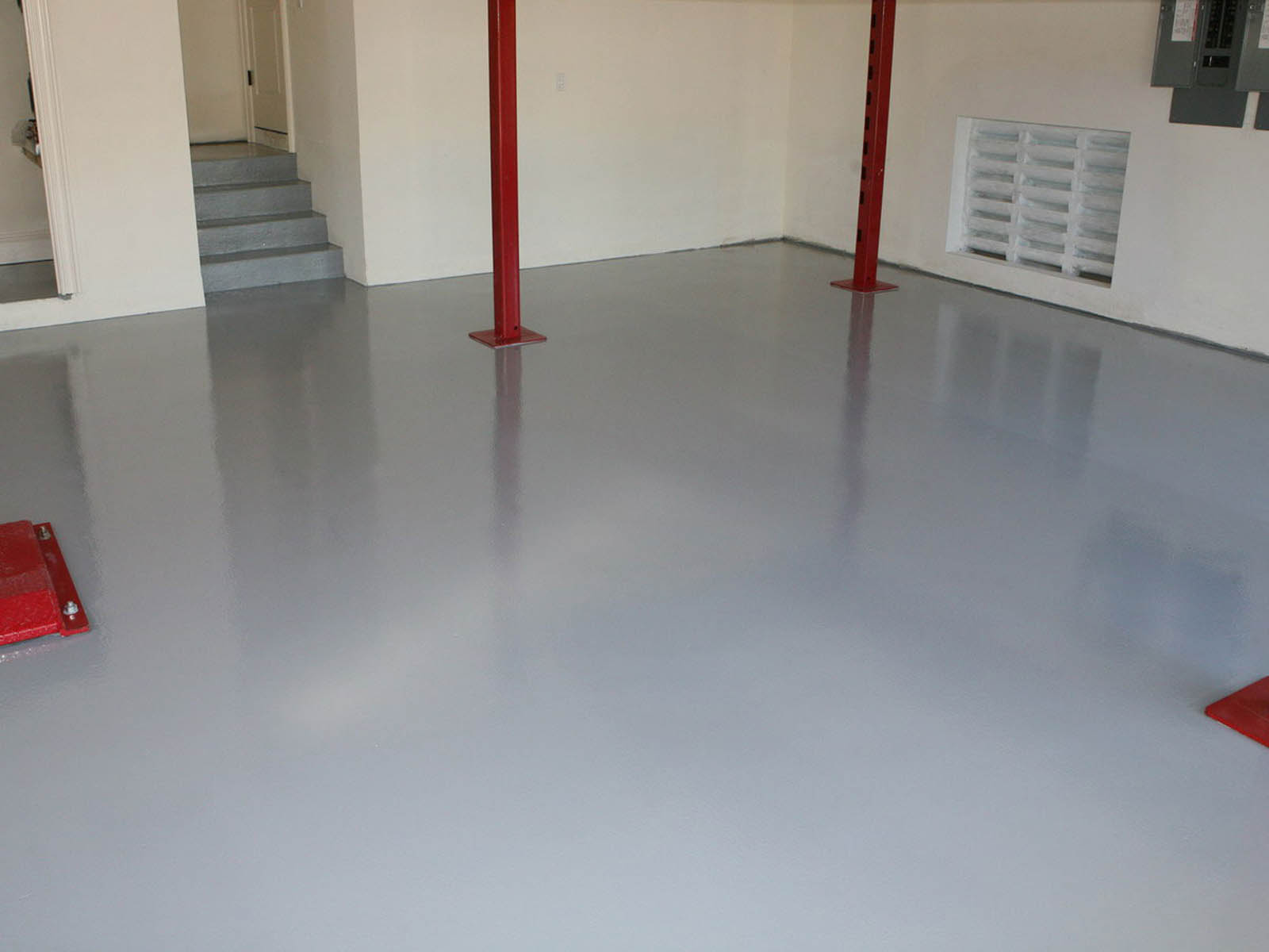 Epoxy Sand Quartz - Gray