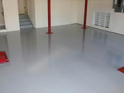 Epoxy Sand Quartz - Gray