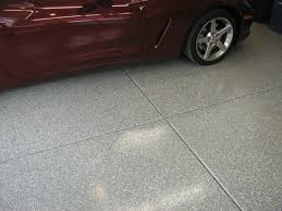 Epoxy Sand Quartz - Garage 88