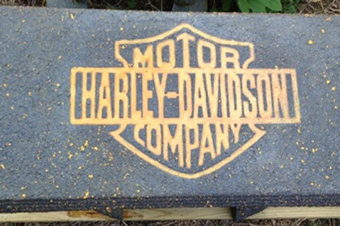 Harley - Bench Large Logo