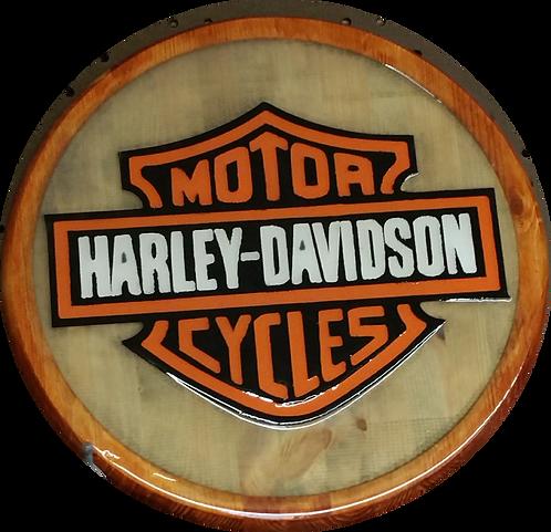 Harley-Davidson - Wall Hanger