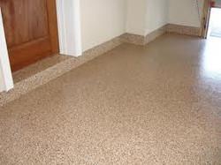 Epoxy Sand Quartz - Basement