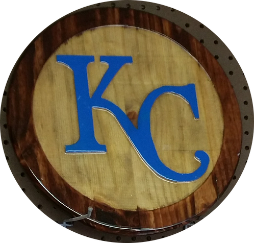 KC Royals - Wall Hanger