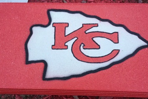 Chiefs - Bench Large Logo