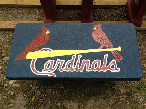Cardinals - Bench Large Logo