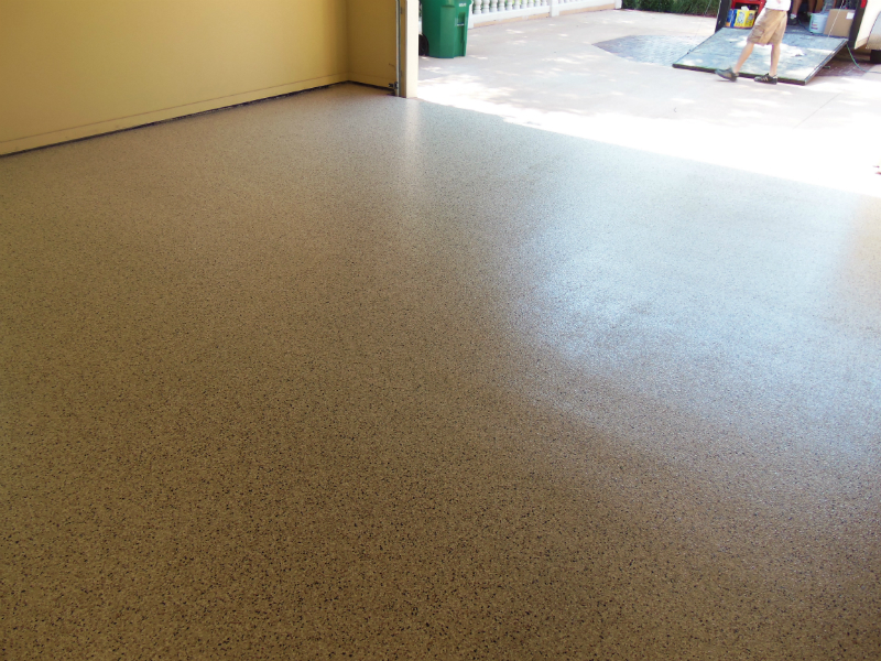 Epoxy Sand Quartz - Tan