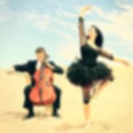 cellist-and-ballet-dancer-in-the-desert.