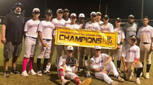 Empire Baseball Academy 2020 Perfect Game Sunshine State Champs- Sophmore Division