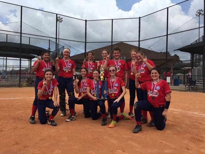 12U Altamonte All Stars-District Champs