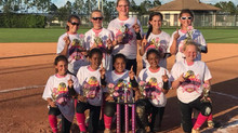 Diamond Girlz (12U Pittard/Sillaway)-NSA Beat Cancer Champs