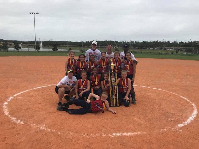 12U Pride- Hunger Games Championship- Runner Up