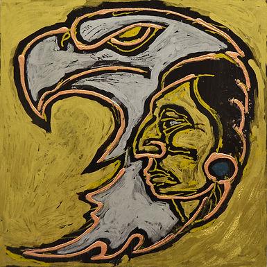 Eagle Indian Profile