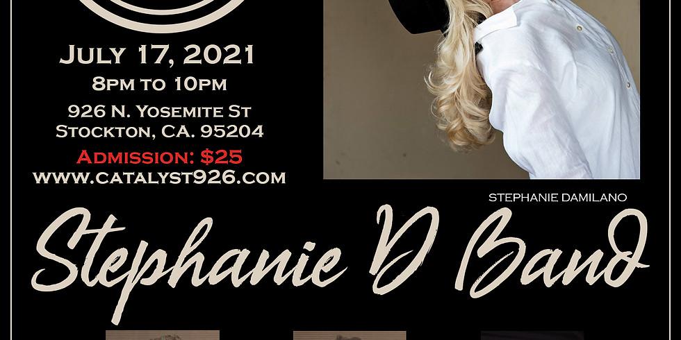 Stephanie D Band