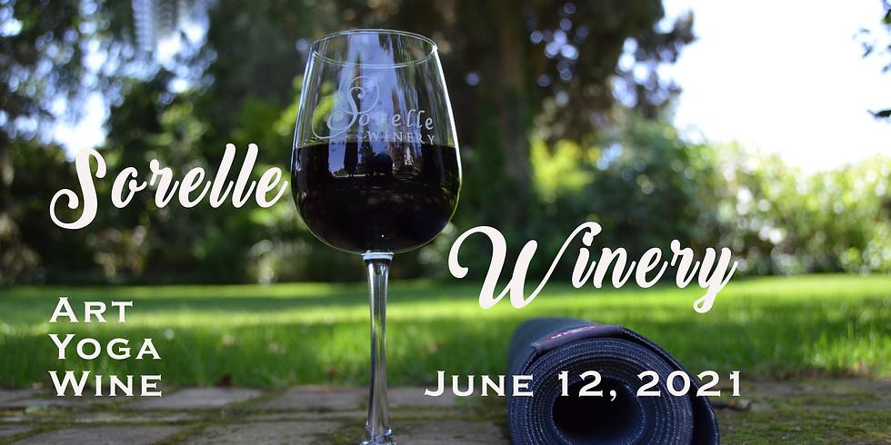 Sorelle Winery - Arts & Wellness Event