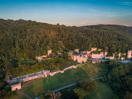 Meet the man behind the historical Gwrych Castle, announced as the new home to I'm A Celebrity...