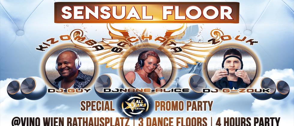 Sensual Floor Party @Vino Wien