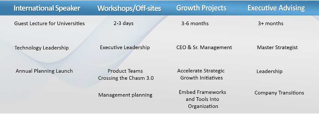 Strategic Business Consultant, Business Strategy help, Crossing the Chasm, Business Growth Help, Business Strategy help
